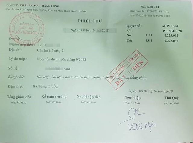 Cư dân chung cư cao cấp ở Hà Nội bị cắt điện, nước vì treo băng rôn tố chủ đầu tư? - Ảnh 5.