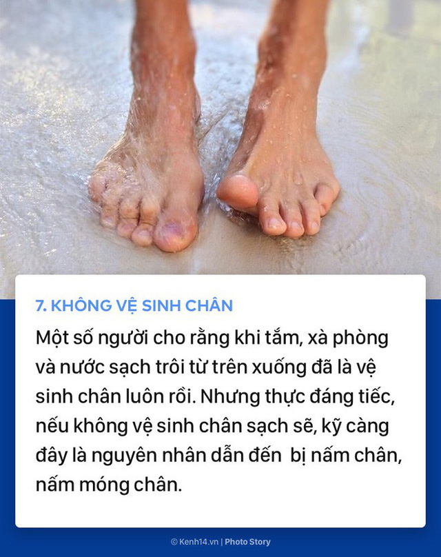Những thói quen không thể ngờ tới khiến bạn dù tắm rửa nhưng vẫn không sạch sẽ - Ảnh 6.