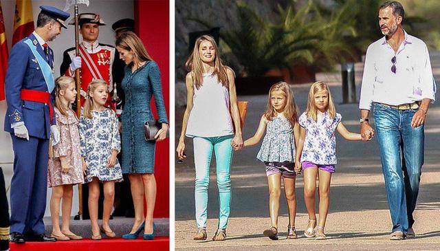 Sự thật thú vị về những đứa trẻ thuộc dòng dõi Hoàng gia - Ảnh 7.