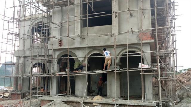 Cận cảnh villa khủng xây trái phép của Công ty xi măng Công Thanh - Ảnh 7.