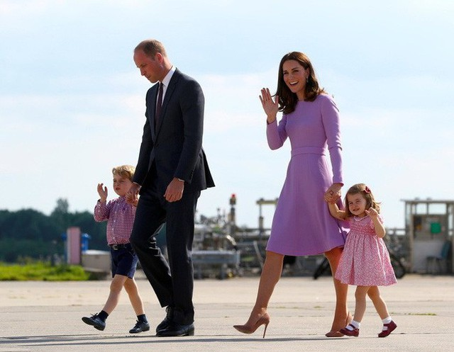 Sự thật thú vị về những đứa trẻ thuộc dòng dõi Hoàng gia - Ảnh 8.