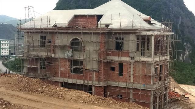 Cận cảnh villa khủng xây trái phép của Công ty xi măng Công Thanh - Ảnh 8.