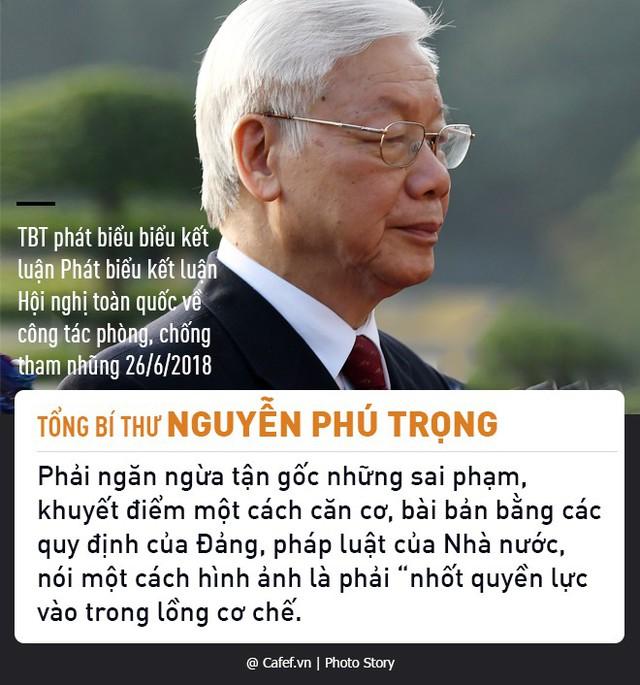Tổng Bí thư Nguyễn Phú Trọng và những câu nói nổi tiếng về chống tham nhũng  - Ảnh 8.
