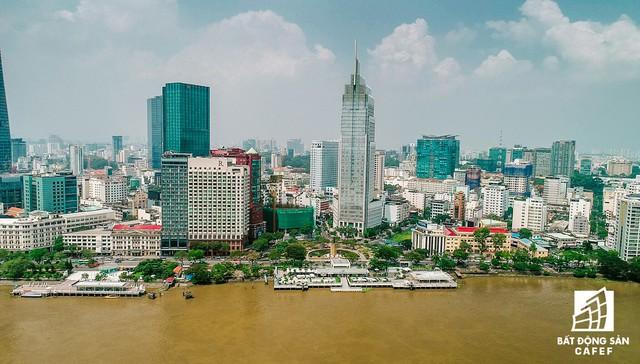 Các khu đất vàng dọc bờ sông Sài Gòn, địa phận quận 1 được quy hoạch như thế nào? - Ảnh 3.