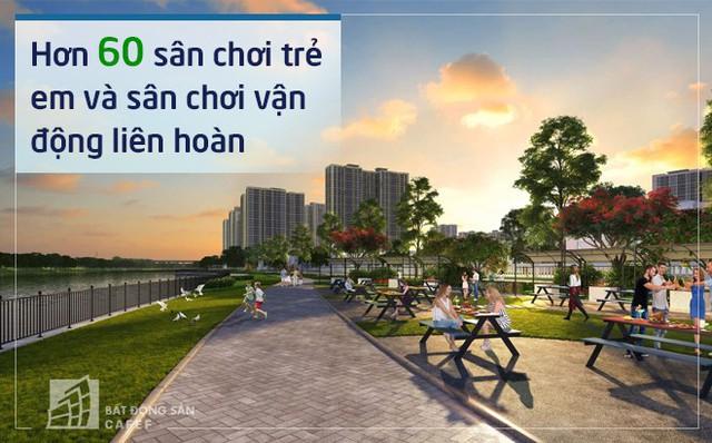 Lộ diện những hình ảnh đầu tiên, hình dung về một đại đô thị như ở Singapore tại VinCity Ocean Park như thế nào? - Ảnh 7.