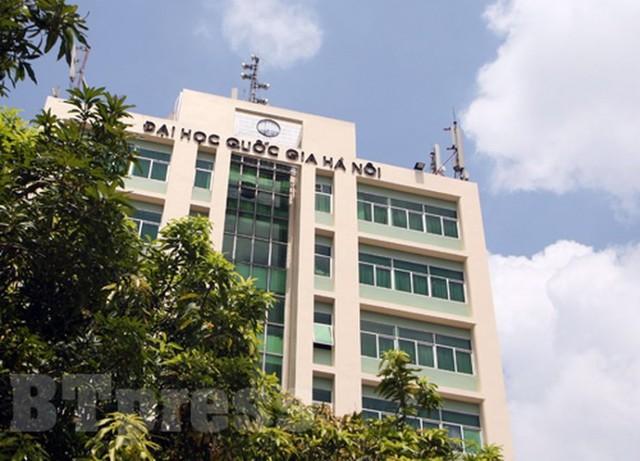 Cận cảnh vẻ đẹp lãng mạn của ĐH Quốc gia Hà Nội - Ngôi trường chiếm vị trí cao nhất ĐH Việt trong 2 BXH uy tín thế giới gần đây - Ảnh 2.
