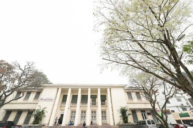 Cận cảnh vẻ đẹp lãng mạn của ĐH Quốc gia Hà Nội - Ngôi trường chiếm vị trí cao nhất ĐH Việt trong 2 BXH uy tín thế giới gần đây - Ảnh 7.