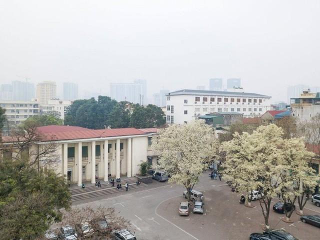 Cận cảnh vẻ đẹp lãng mạn của ĐH Quốc gia Hà Nội - Ngôi trường chiếm vị trí cao nhất ĐH Việt trong 2 BXH uy tín thế giới gần đây - Ảnh 8.