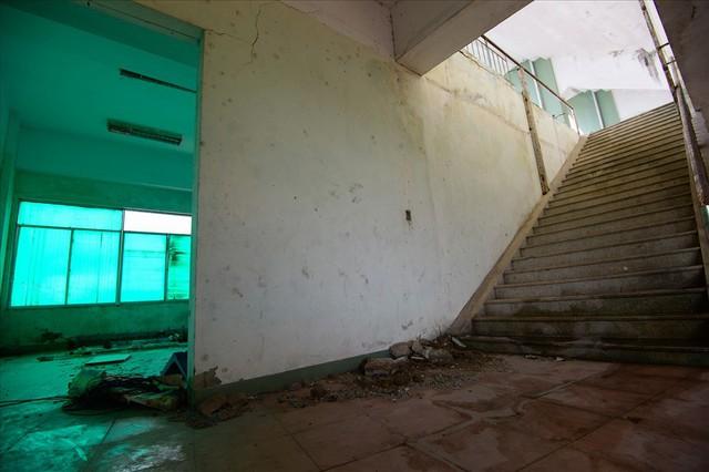 Sân vận động Chi Lăng hoang tàn sau gần 8 năm bán cho doanh nghiệp - Ảnh 5.