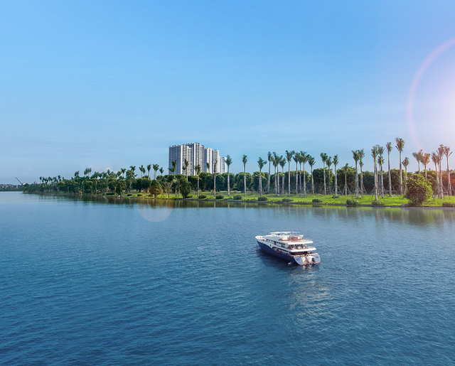 Choáng ngợp có độ xa xỉ của villa siêu sang ven đô Hà Nội - Ảnh 9.