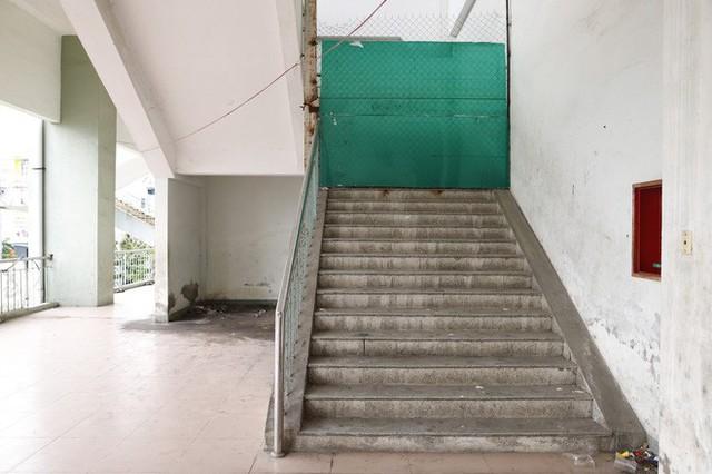 Cảnh hoang phế bên trong sân vận động Chi Lăng sau 8 năm được gả cho Phạm Công Danh - Ảnh 1.