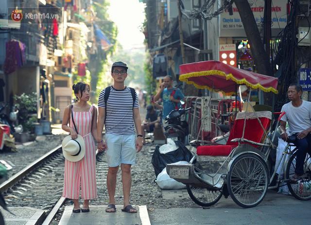Chẳng cần đến Đài Loan, ngay Hà Nội cũng có một xóm đường tàu bình dị và đẹp đẽ không kém làng cổ Thập Phần - Ảnh 7.