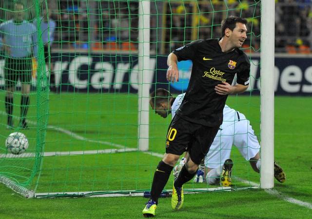 7 kỷ lục Guinness có thể bạn không biết Lionel Messi đang nắm giữ - Ảnh 6.