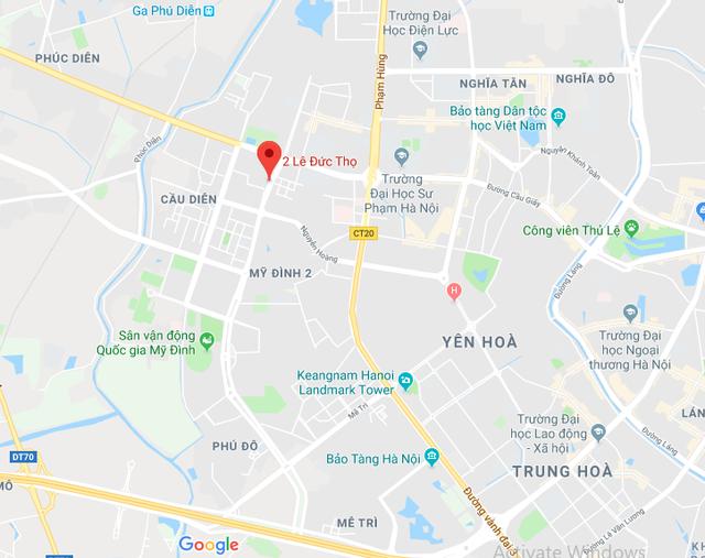 Hà Nội có thêm tòa nhà chung cư cao cấp gần 900 căn hộ chung cư ở trọng điểm Mỹ Đình - Ảnh 1.