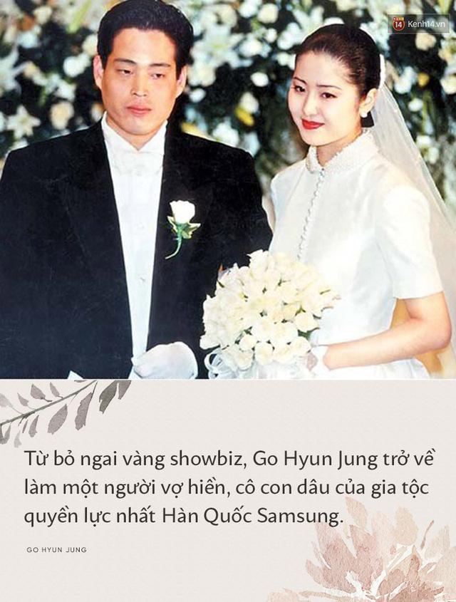 Bi kịch cô dâu đế chế Samsung Go Hyun Jung: 15 năm chịu đựng quy tắc ngầm, thành bà hoàng chỉ để 2 con được thấy mẹ - Ảnh 2.