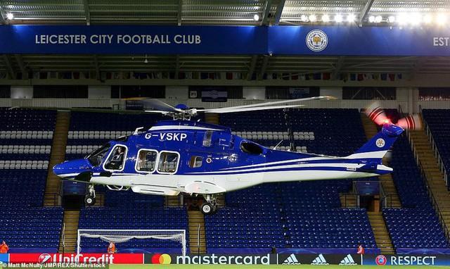 Ông trùm bóng đá Thái Lan gặp tai nạn máy bay nghiêm trọng - Ảnh 4.