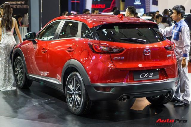 THACO sẽ lắp ráp thêm một dòng xe Mazda tại Việt Nam ngay trong năm sau - Ảnh 5.