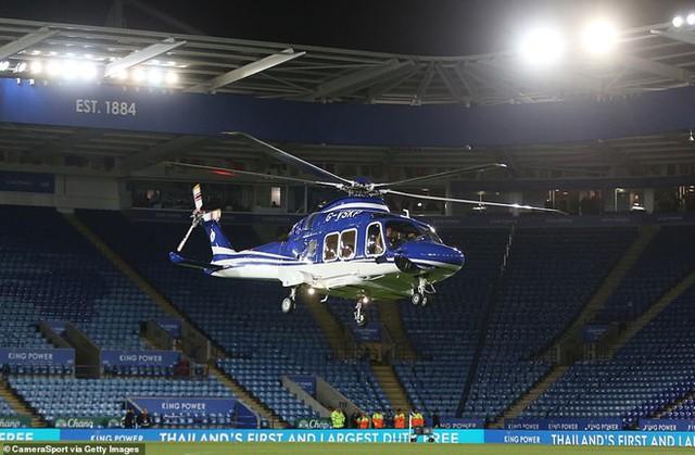 Chiếc trực thăng gặp tai nạn thảm khốc của ông chủ Leicester có gì đặc biệt? - Ảnh 1.