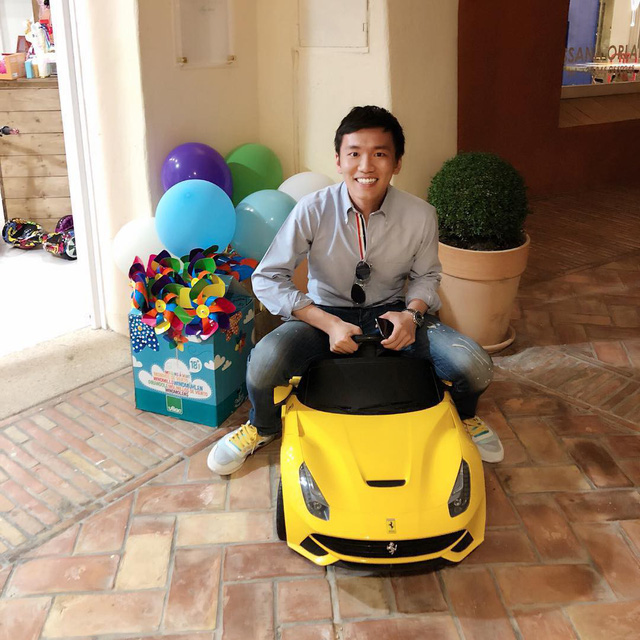 Chân dung tân chủ tịch Inter Milan: 27 tuổi, con trai tỷ phú Trung Quốc, đẹp như tài tử - Ảnh 11.