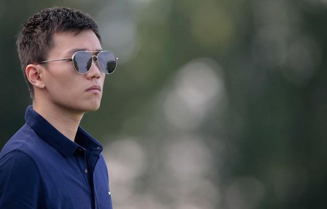 Chân dung tân chủ tịch Inter Milan: 27 tuổi, con trai tỷ phú Trung Quốc, đẹp như tài tử - Ảnh 17.