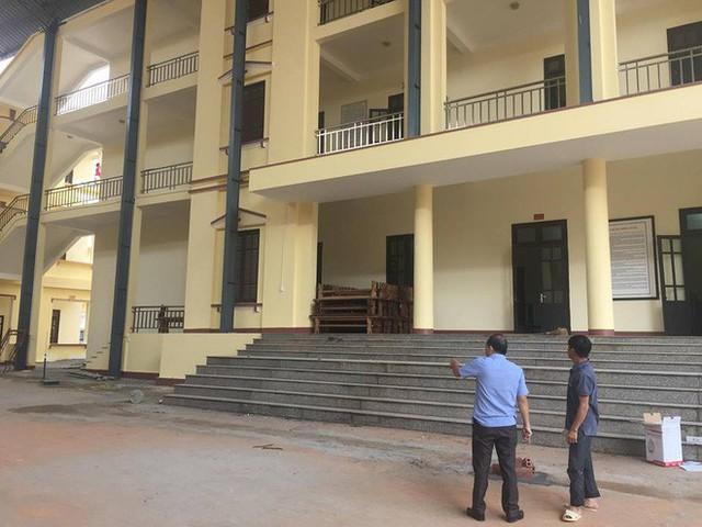 Sân tòa 1.000m2 dùng làm nơi xét xử cựu Trung tướng Phan Văn Vĩnh - Ảnh 6.