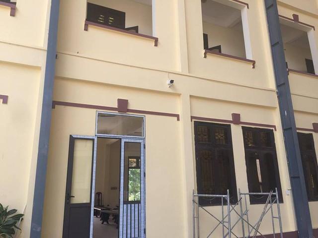 Sân tòa 1.000m2 dùng làm nơi xét xử cựu Trung tướng Phan Văn Vĩnh - Ảnh 9.