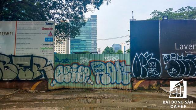 Cận cảnh dự án đất vàng Lavenue Crown rộng 5.000m2 sát cạnh tòa nhà Diamond giữa trung tâm Sài Gòn sắp bị thu hồi - Ảnh 6.