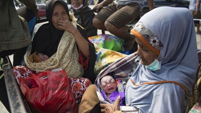 Số người chết sau thảm họa kép ở Indonesia tăng vọt lên 1.347 - Ảnh 5.