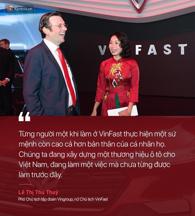 Nữ chủ tịch VinFast: Thử thách và khó khăn trong công việc thực sự cuốn hút tôi! - Ảnh 7.