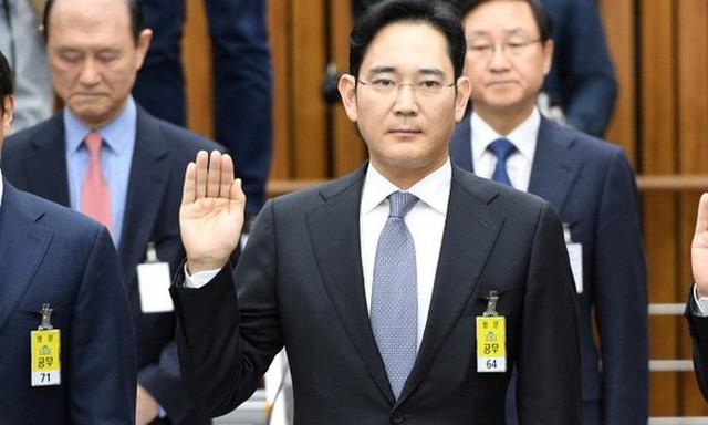 """Chân dung """"Thái tử Samsung"""" và lời trần tình xúc động trước tòa án  - Ảnh 3."""