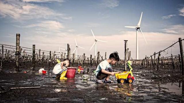 Báo cáo của WHO: Ô nhiễm không khí giết chết 600.000 trẻ em vào năm 2016 - Ảnh 1.