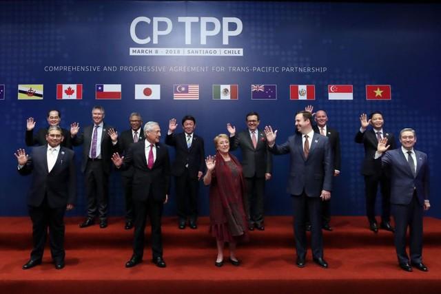 CPTPP bắt đầu có hiệu lực từ cuối tháng 12 - Ảnh 1.