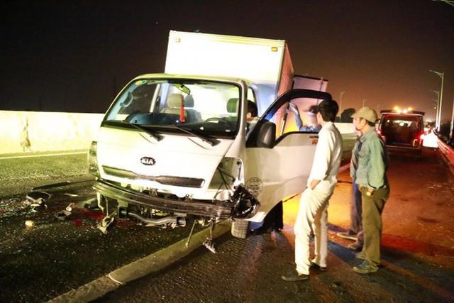 Tai nạn kinh hoàng trên cao tốc Hải Phòng - Quảng Ninh, 2 người tử vong - Ảnh 1.