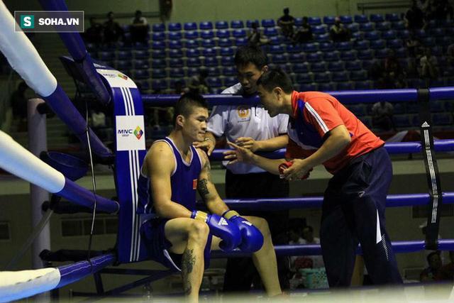 Nóng: Võ sĩ bất bại đã tới Việt Nam, sẵn sàng tỉ thí cao thủ boxing Trường Đình Hoàng - Ảnh 1.
