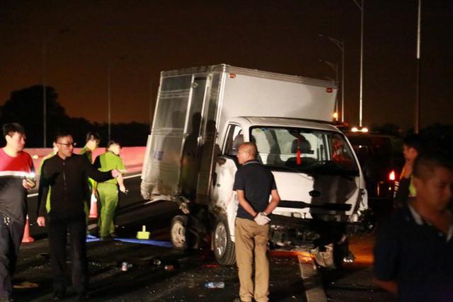 Tai nạn kinh hoàng trên cao tốc Hải Phòng - Quảng Ninh, 2 người tử vong - Ảnh 11.
