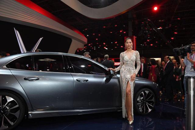 Vinfast - Paris Motor Show Khi VinFast đang nổi đình nổi đám, Vinaxuki - thương hiệu xe hơi đầu tiên của VN ở đâu? - Ảnh 1.