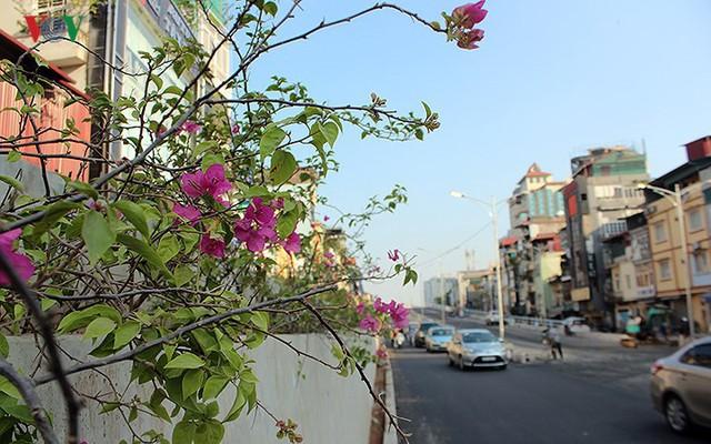 Toàn cảnh cầu vượt hơn 300 tỷ đồng ở Hà Nội sắp khánh thành - Ảnh 13.