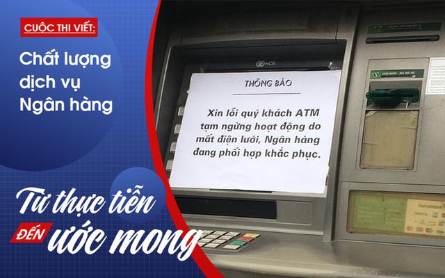 Ngân hàng tăng phí dịch vụ, chẳng lẽ khách hàng không có quyền từ bỏ để sử dụng dịch vụ của ngân hàng khác? - Ảnh 2.