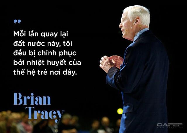 """Brian Tracy: Ước gì tôi biết Dr Thanh và gia đình ông khi viết """"21 bí mật thành công của các triệu phú tự thân""""! - Ảnh 2."""