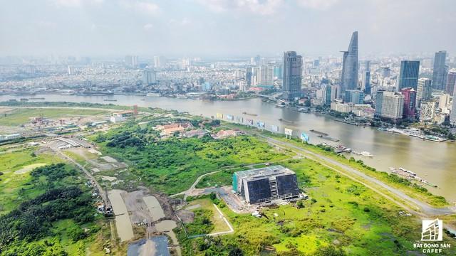 Cận cảnh khu đất vàng ở Thủ Thiêm, nơi chuẩn bị xây nhà hát giao hưởng 1.500 tỷ đồng - Ảnh 3.