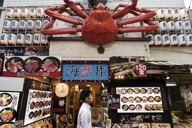 Kỷ nguyên mới cho chợ cá lâu đời nhất Nhật Bản, nơi xử lý 1.600 tấn hải sản mỗi ngày - Ảnh 9.