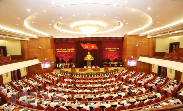 Trung ương thảo luận về trách nhiệm nêu gương của cán bộ cấp cao - Ảnh 1.