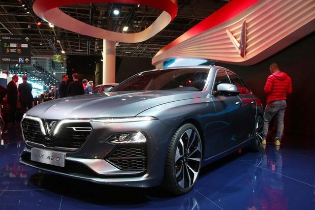 Vinfast - Paris Motor Show Dòng xe sử dụng chung động cơ với VinFast có giá bán bao nhiêu tại Việt Nam? - Ảnh 1.