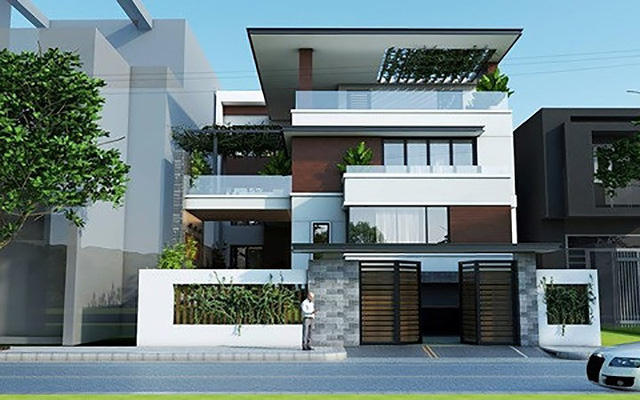 Tham khảo 10 mẫu villa tân tiến, giá thành thi công dưới 1,5 tỷ đồng - Ảnh 7.