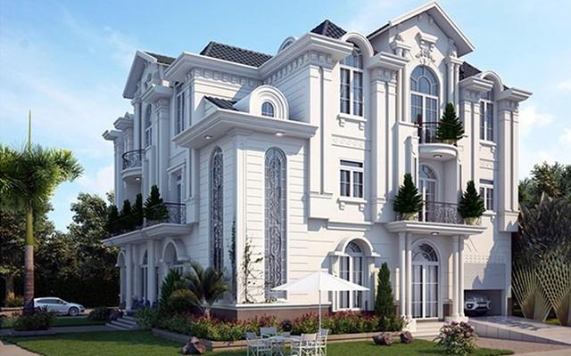 Tham khảo 10 mẫu biệt thự hiện đại, chi phí xây dựng dưới 1,5 tỷ đồng - Ảnh 8.