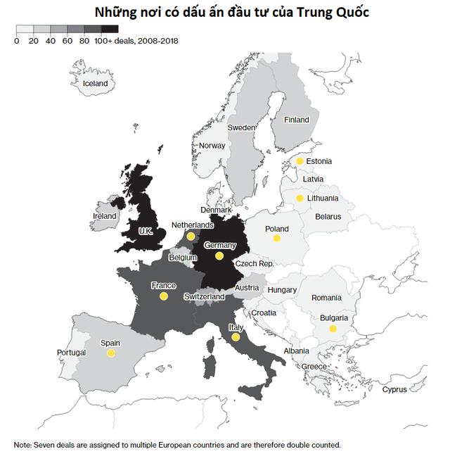 Soi dòng tiền khổng lồ mà Trung Quốc đang bỏ ra để thâu tóm hàng loạt tài sản ở châu Âu - Ảnh 1.
