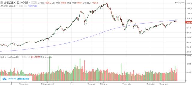 Tuần giao dịch 8-12/10: Chờ đợi KQKD quý 3, Vn-Index kiểm định lại mốc 1.000 điểm - Ảnh 2.