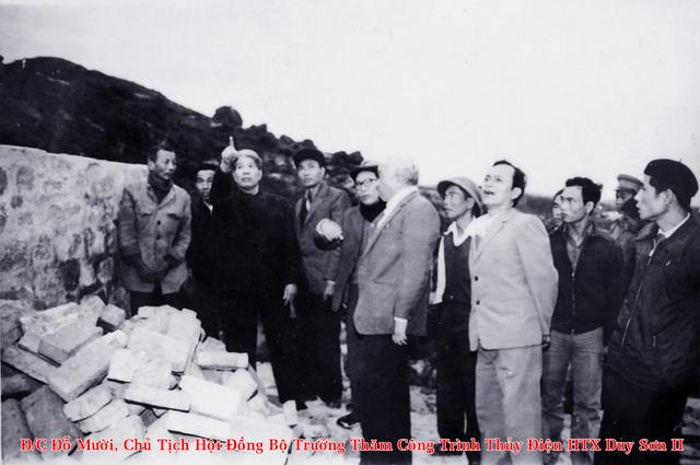 Bài viết của Thủ tướng Nguyễn Xuân Phúc về cố Tổng Bí thư Đỗ Mười - Ảnh 2.
