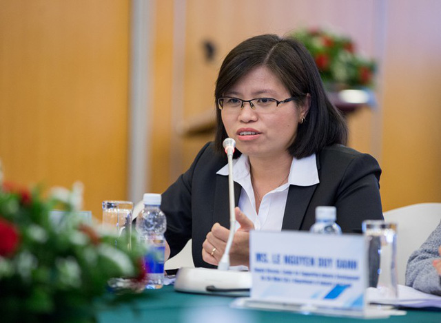 Lãnh đạo VIB nêu giải pháp cho doanh nghiệp trong ngành công nghiệp hỗ trợ - Ảnh 1.