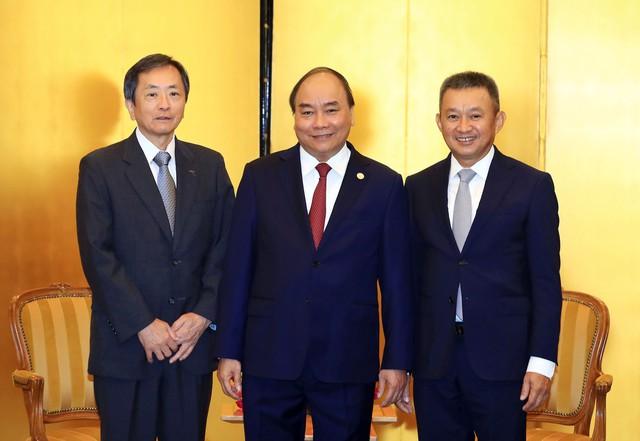 ANA Holdings sẽ mở rộng hoạt động hợp tác với Vietnam Airlines - Ảnh 1.